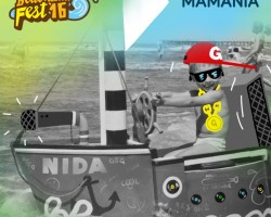 Vasaros garso takelis – Neringa FM Beach Ball Fest '16 miksas