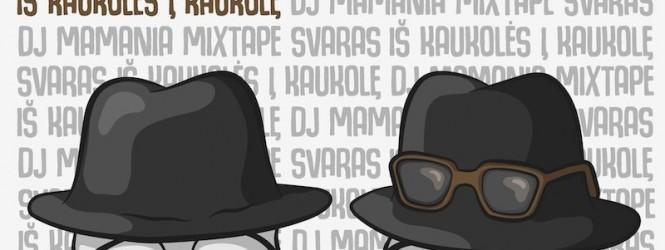 NAUJAS MIXTAPE: Svaras x DJ Mamania – Iš kaukolės į kaukolę